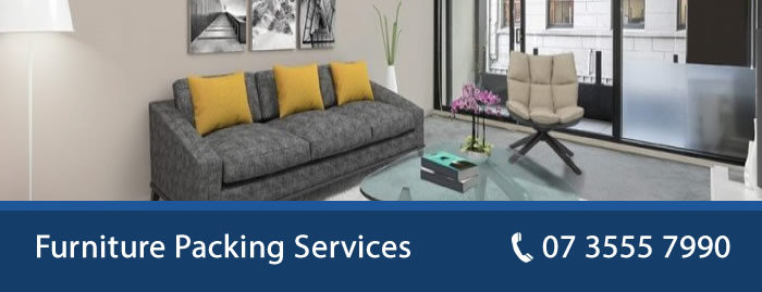 Furniture Packing Services Brisbane