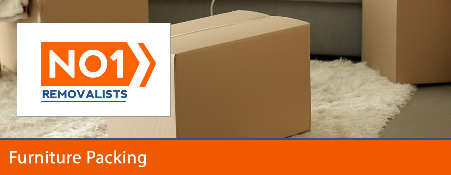 Furniture Packing and Un-Packing